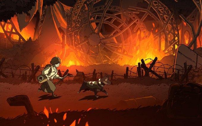Потрачено: Игра Valiant Hearts как произведение искусства. Изображение № 5.