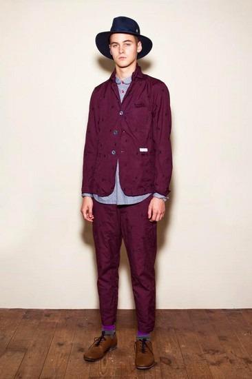 Марка Undercover опубликовала лукбук весенней коллекции одежды. Изображение № 5.