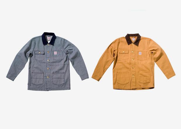 Марка Huf выпустила первую часть осенней коллекции одежды. Изображение № 22.