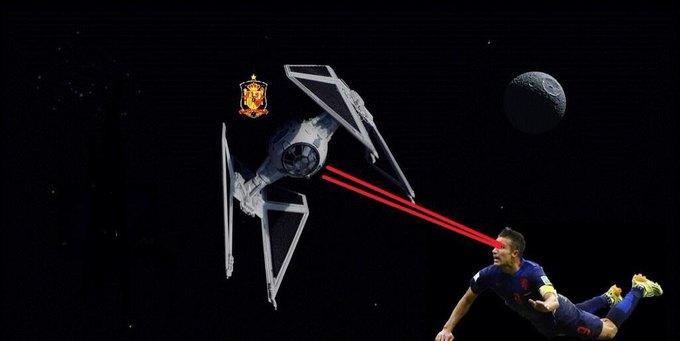 Летучий голландец: Робин ван Перси как новый интернет-мем. Изображение № 7.
