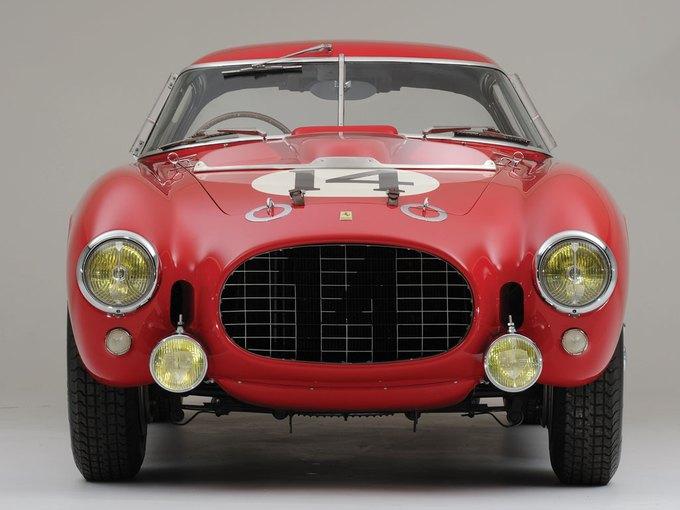 Раритетный Ferrari 340/375 MM Berlinetta продали за 10 миллионов евро. Изображение № 4.