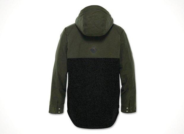 Американские марки Filson и Burton выпустили совместную коллекцию курток. Изображение № 2.