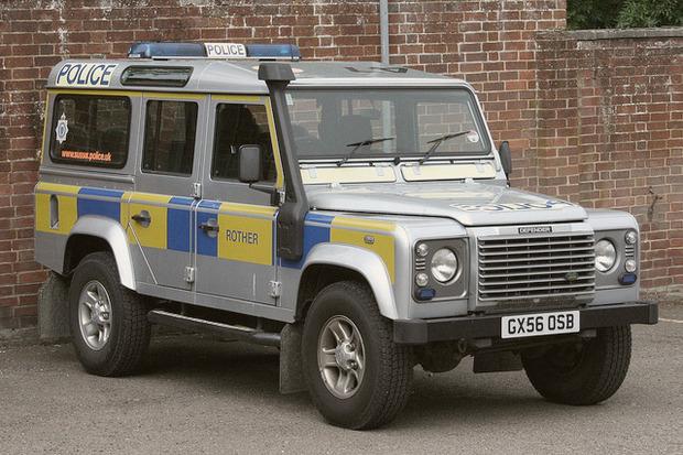 Полицейский беспредел: Самые навороченные авто на службе полиции разных стран. Изображение № 10.