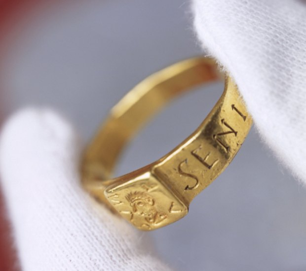 Кольцо Всевластия Толкиена впервые покажут публике. Изображение № 2.