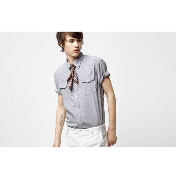 Мужские лукбуки: Zara, H&M, Pull and Bear и другие. Изображение № 52.
