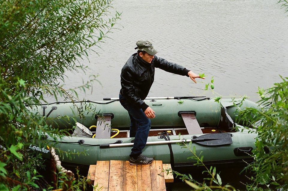 Фоторепортаж: Как редакторы FURFUR съездили на рыбалку. Изображение № 17.