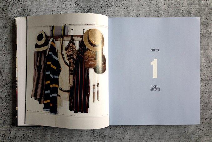 Vintage Menswear: Фотоархив винтажной одежды в формате книги. Изображение № 5.