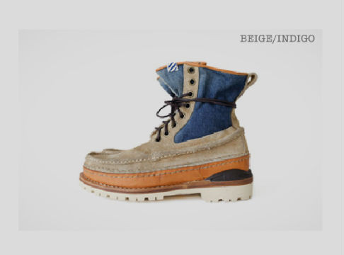 Новая модель ботинок и рубашка Visvim. Изображение № 5.