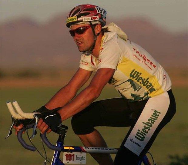 Австрийский велогонщик отправится из Владивостока в Санкт-Петербург. Изображение № 1.