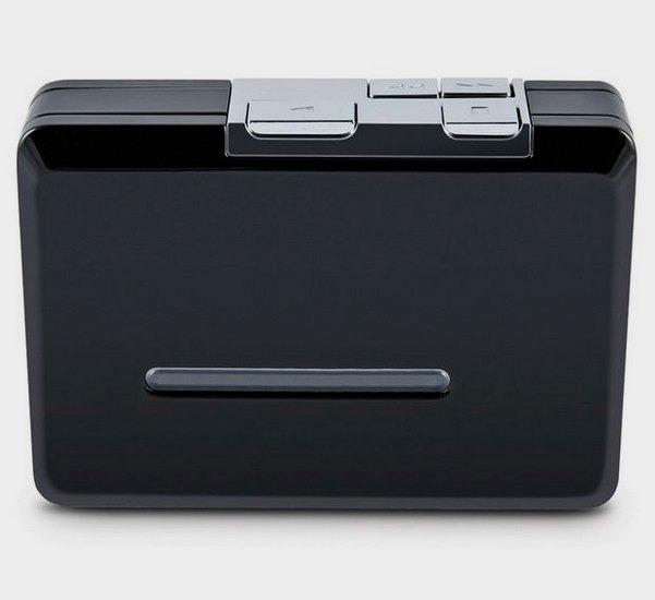 Вышел плеер-конвертер аудиокассет для iPod. Изображение № 2.