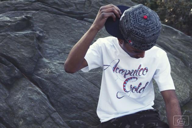Марка Acapulco Gold опубликовала лукбук новой коллекции одежды своей линейки Holiday. Изображение № 20.