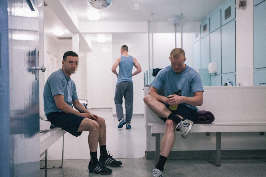 Как английские тюремные надзиратели организовали свою футбольную команду. Изображение № 12.