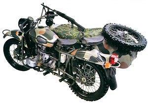 Железный конь: Как мотоциклы использовали в военных действиях. Изображение № 16.