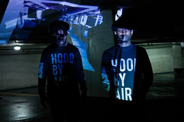 Ритейлер Contraband Boutique снял лукбук новой коллекции марки Hood by Air. Изображение № 3.