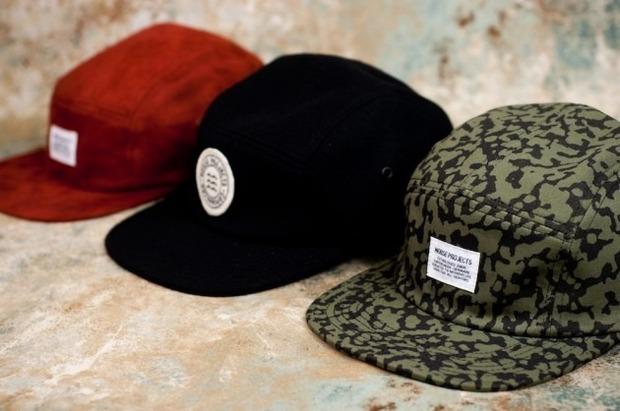 Датская марка Norse Projects представила новую коллекцию кепок. Изображение № 1.