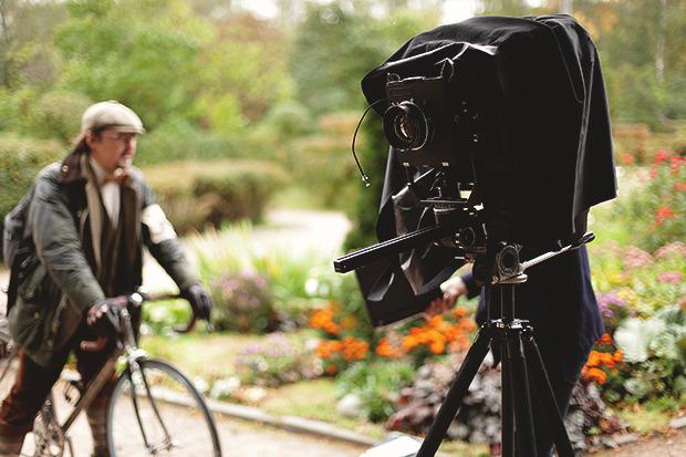 Детали: Репортаж с велозаезда Tweed Ride Moscow. Изображение № 64.