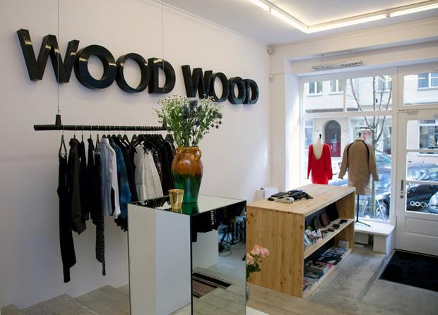 Wood Wood открывают магазин в Москве. Изображение № 1.