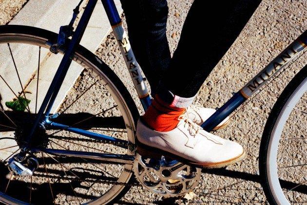 Велосипедная марка Rapha опубликовала лукбук весенне-летней коллекции. Изображение № 5.
