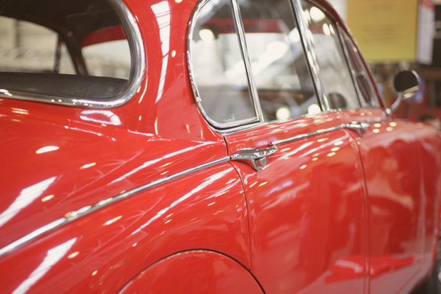 Машина времени: 8 лучших ретроавтомобилей с выставки «Олдтаймер». Изображение № 5.