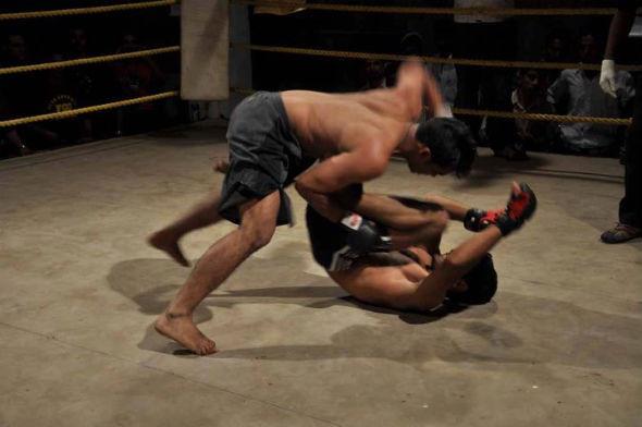 Индийское правительство одобрило развитие клубов подпольного бокса. Изображение № 3.