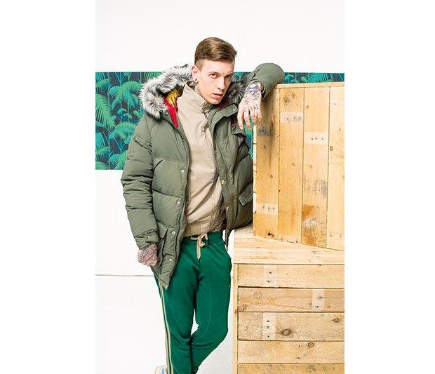 Марка Adidas Originals опубликовала осенний лукбук. Изображение № 11.