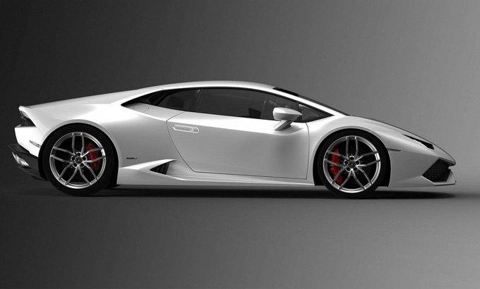 Итальянская компания Lamborghini представила новый суперкар Huracan. Изображение № 6.