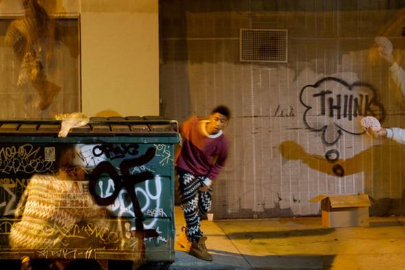 Лукбук новой коллекции марки Freshjive с участием хип-хоп-дуэта MellowHype. Изображение № 4.