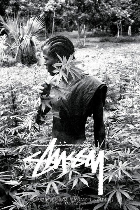 Итальянский фотограф-документалист Франческо Джуисти снял новую кампанию марки Stussy . Изображение № 2.