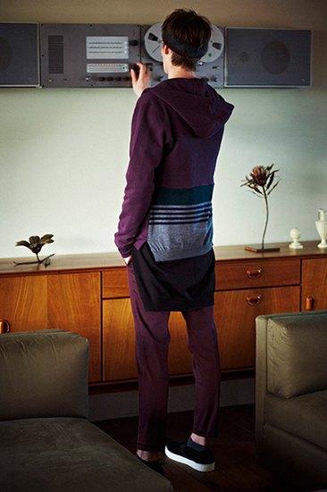 Японская марка Undercover представила осеннюю коллекцию своей новой линейки. Изображение № 6.