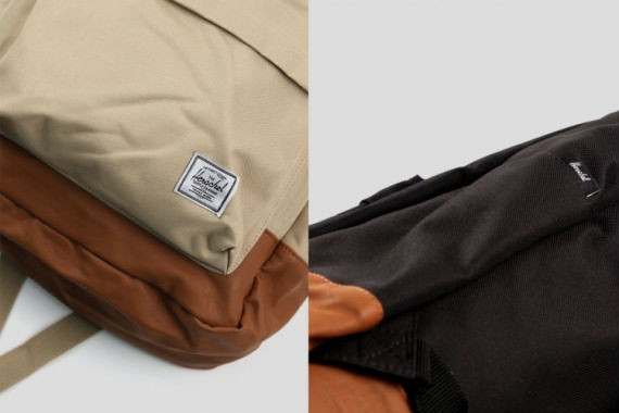 Новая коллекция рюкзаков марки Herschel. Изображение № 3.