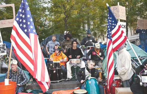 Воруй-оккьюпай: Движение Occupy Wall Street и борьба улиц против корпораций. Изображение № 7.