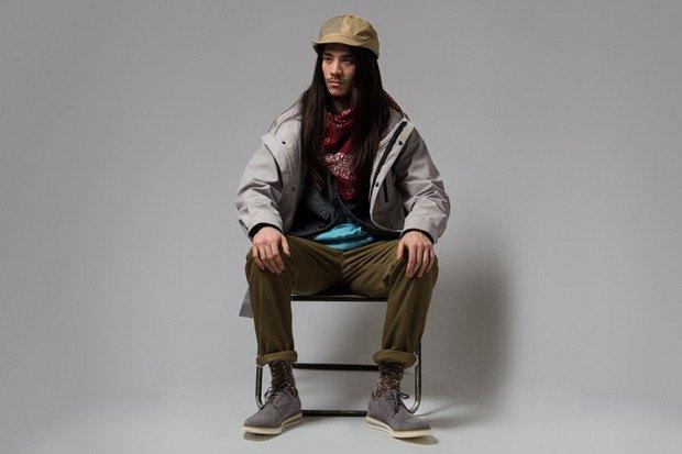 Марка Garbstore опубликовала лукбук весенней коллекции одежды. Изображение № 7.
