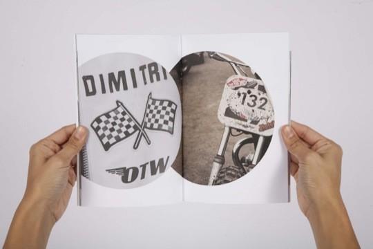 Марка Vans OTW выпустила видео и фотоальбом, посвященные старейшей мотогонке Калифорнии. Изображение № 3.