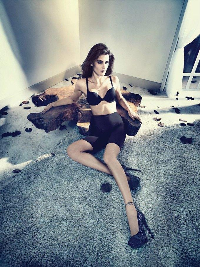 Бразильская модель Изабели Фонтана снялась в рекламе нижнего белья UNI Lingerie. Изображение № 6.