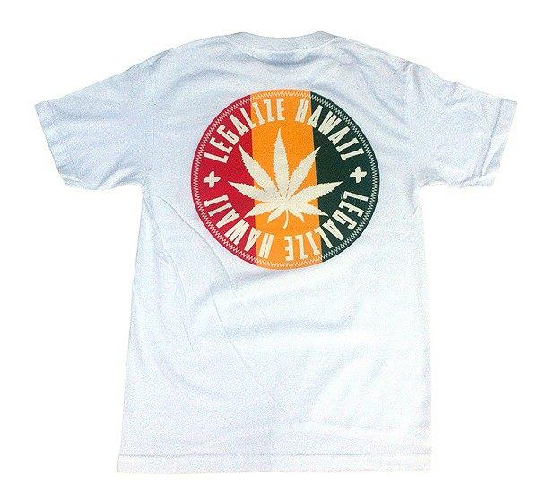 Марка In4mation представила коллекцию одежды Legalize Hawaii. Изображение № 1.
