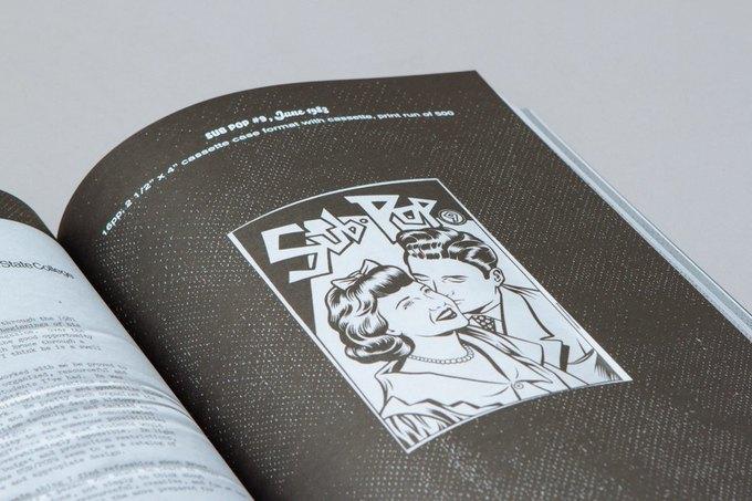 Вышла книга о легендарном лейбле Sub Pop. Изображение № 2.