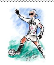Special Issue: Журнал о футболе, моде и девушках Sepp. Изображение № 7.