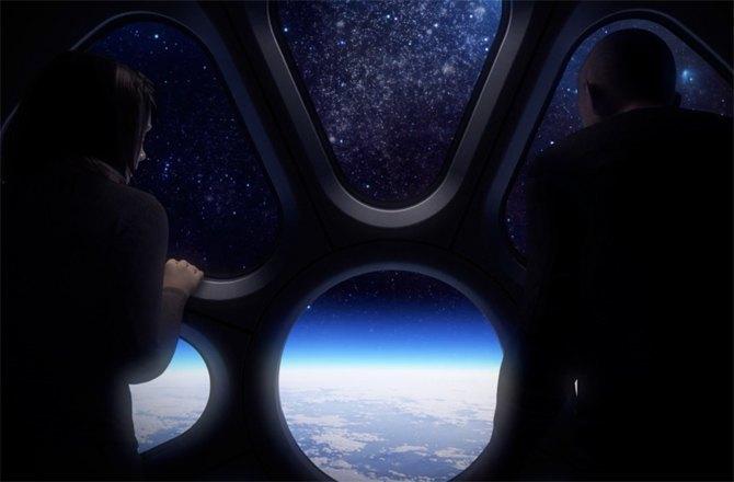 Американская компания предлагает полет в космос за 75 тысяч долларов. Изображение № 1.