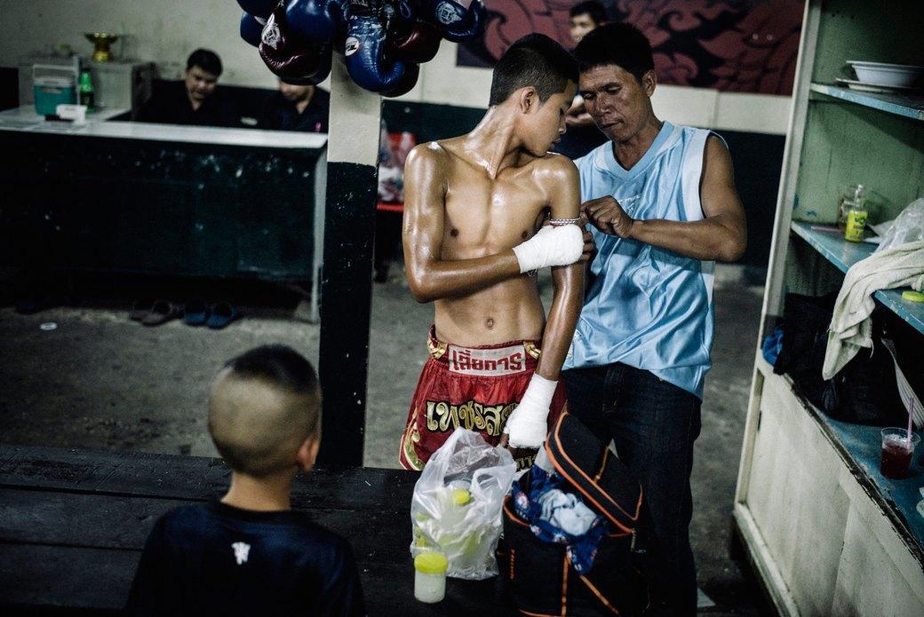 Бокс против нищеты: Как тайские подростки находят спасение от бедности на ринге. Изображение № 8.