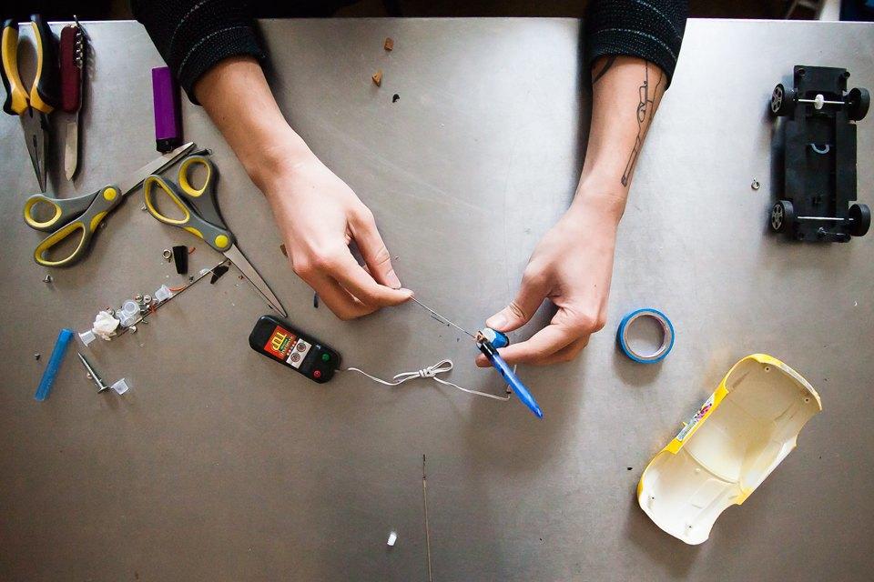 Как сделать тату-машинку своими руками. Изображение № 13.