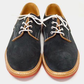 Марки Cash Ca и Trickers выпустили совместную коллекцию обуви. Изображение № 6.