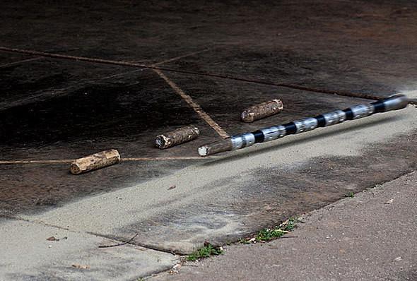Плей бой: Пинг-понг, фрисби, петанк, городки, бейсбол. Изображение № 16.