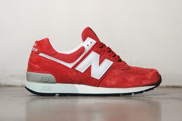Марка New Balance выпустила новую коллекцию кроссовок. Изображение № 2.