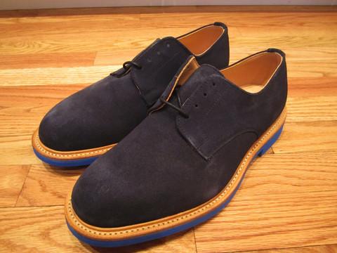 Дизайнер Марк МакНейри выпустил весеннюю коллекцию обуви. Изображение № 3.