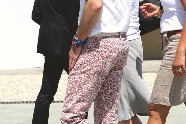 Детали: Репортаж с выставки мужской одежды Pitti Uomo. День первый. Изображение № 3.