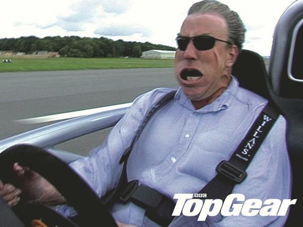 FURFUR разыгрывает место в машине рядом с каскадерами Top Gear Live. Изображение № 1.