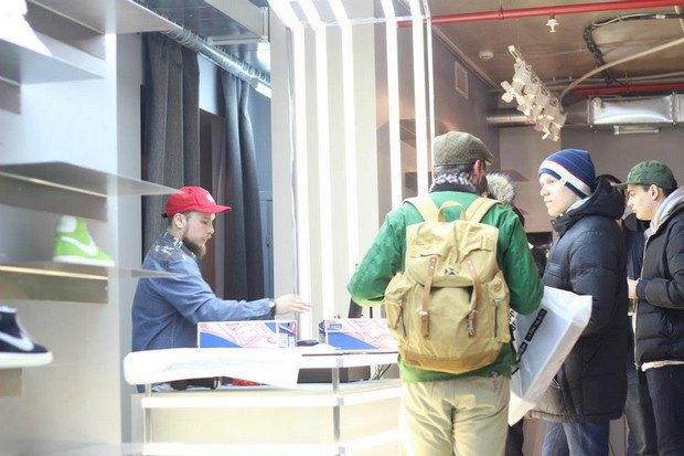 Московский магазин Sneakerhead переехал в новое помещение. Изображение № 11.