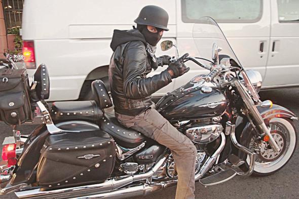 Как я путешествовал по Америке на мотоцикле. Изображение № 23.