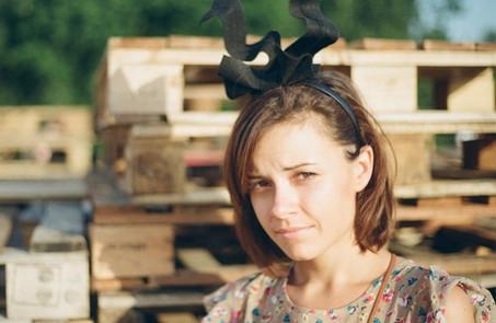Фоторепортаж: Красивые девушки на Пикнике «Афиши». Изображение № 45.