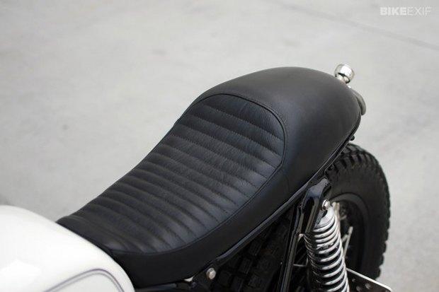 Мастерская Boyle Custom Moto представила новый каферейсер на базе BMW R100/7. Изображение № 5.